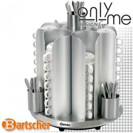 Диспенсър / отоплител за чаши за кафе Bartscher 103067.