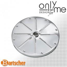 Диск за рязане Z5а - ренде за зеленчуци и сирене Bartscher
