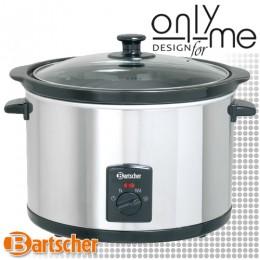 Електрически отоплител 5,5 литра. Диспенсър / отоплител за супи, сосове и ястия за блок маса.