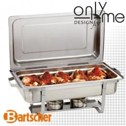 Chafing Dish GN 1/1 - 100 mm - Oтоплител за поддържане на топла храна