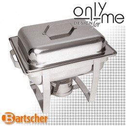 Chafing Dish GN 1/2 - 65 mm Bartscher - Oтоплител за поддържане на топла храна