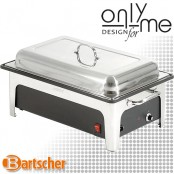 Електрически Chafing Dish GN 1/1 - 100 mm Bartscher 2,2 kW