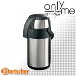 Термос за горещи и студени напитки Bartscher - 2,5L