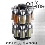Комплект за подправки Cole & Mason HUDSON 16