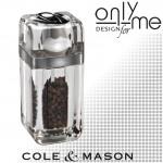 Комбинирана мелничка за пипер със солница Cole & Mason KEMPTON 130mm