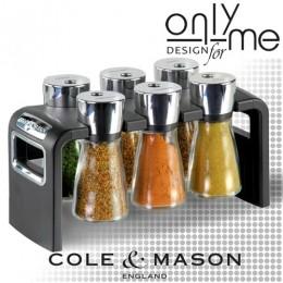 Комплекта Cole & Mason SHAW предварително зареден