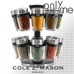 Комплект за подправки Cole & Mason HERB & SPICE 16