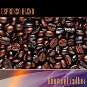 Гурме кафе Espresso blend arabica 250г.